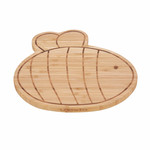 Lässig Fashion Breakfast Board Bamboo/Wood Ga