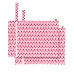 Lässig Fashion 2er Set Wet-Bag |Magenta