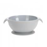 Lässig Fashion Bowl Silicone grey (DGCCRF)