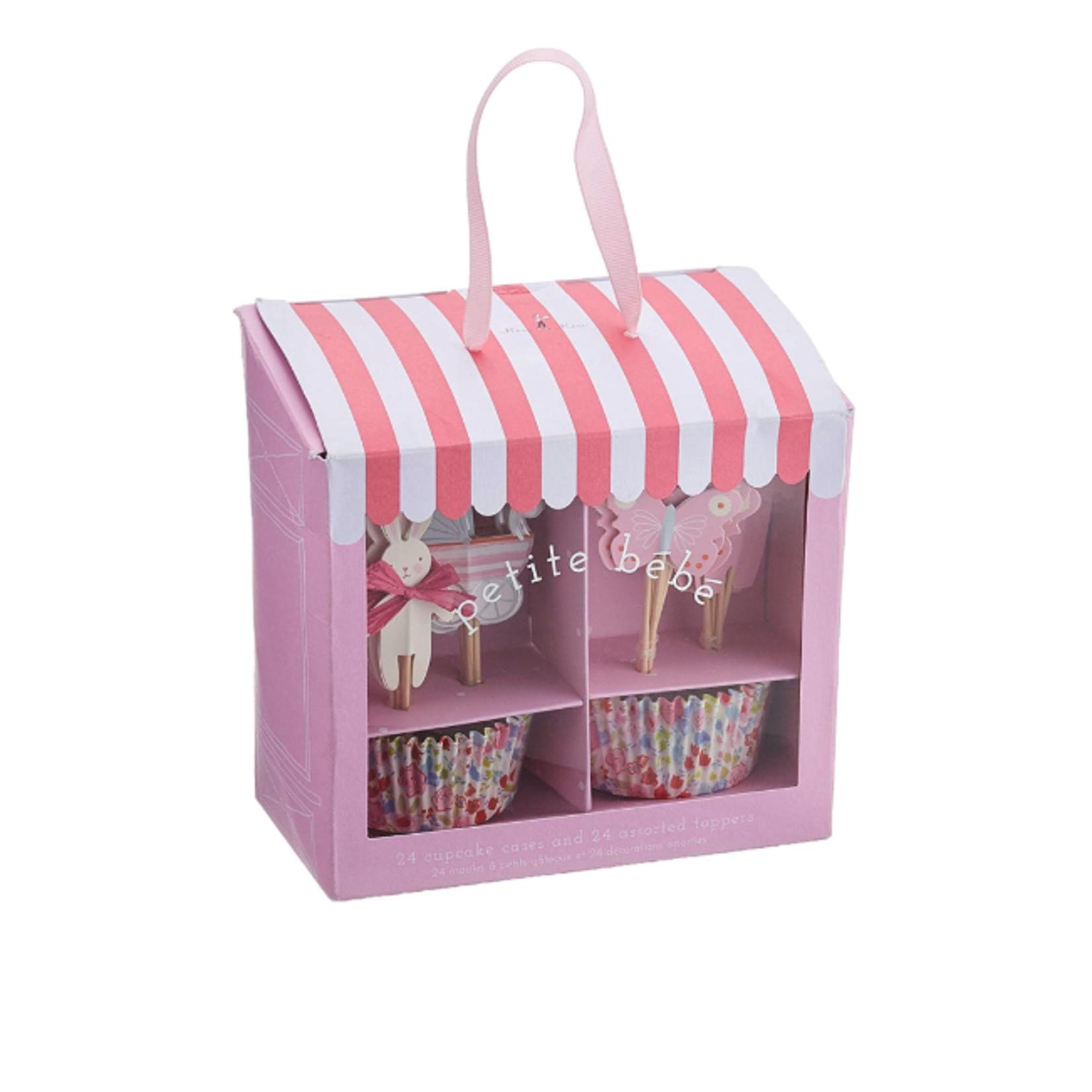 Baby Shop Pink Cupcake