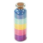 Scatter in jar