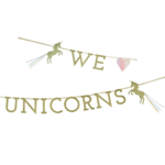 Talking Tables We love Unicorns Magical