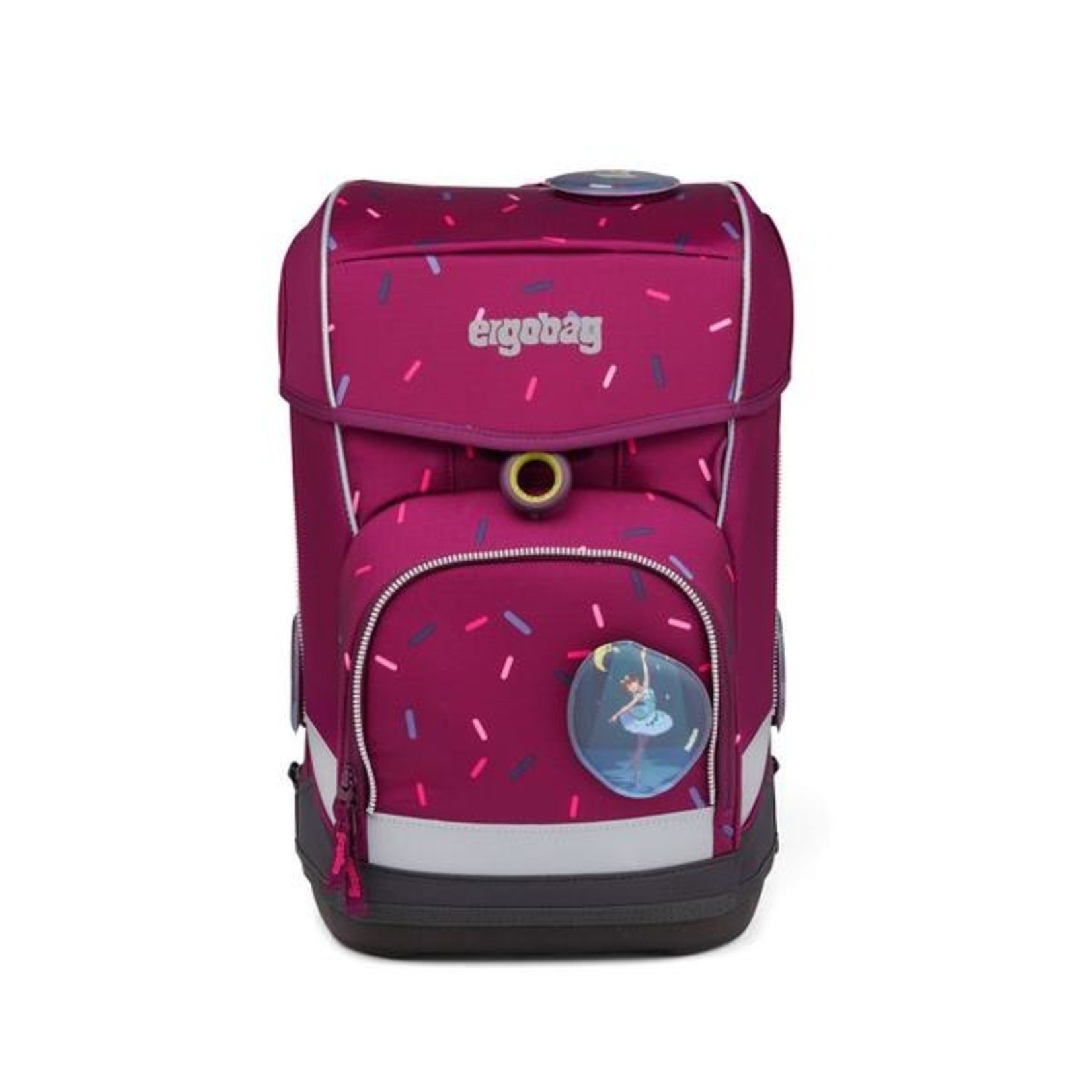 ERGOBAG cubo light Schulranzen-Set