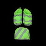 ERGOBAG Seitentaschen Zip-Set mit Refl