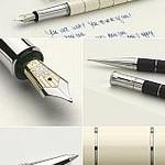 Graf von Faber-Castell Anello Kugelschreiber, Elfenbein
