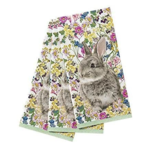 Talking Tables TRULY BUNNY SINGLE NAPKIN 20PK