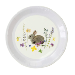 "Talking Tables TRULY BUNNY 5"" CANAPE PLATE PA"