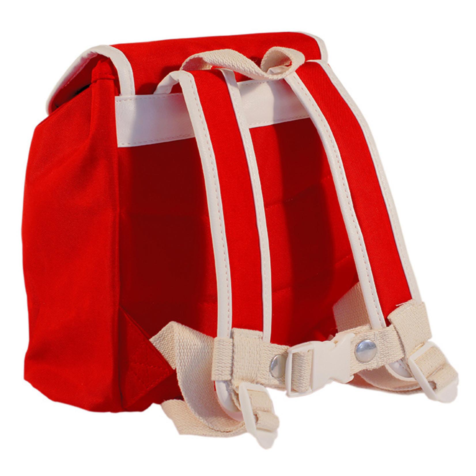 BLAFRE Kindergartenrucksack von Blafre in Rot | 3-5 Jahre