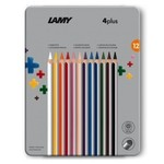 Lamy Lamy 4plus Farbstifte, Metallbox