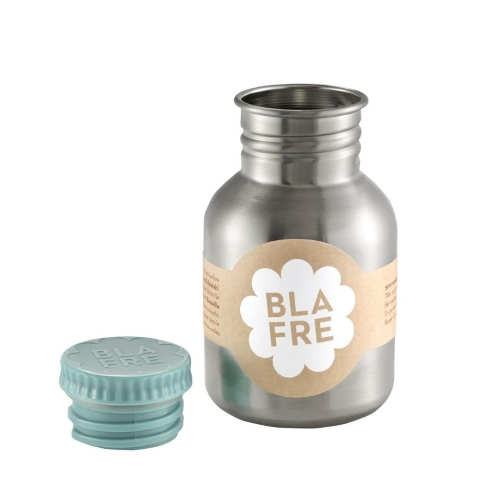 BLAFRE Edelstahltrinkflasche für Kinder von Blafre in blau