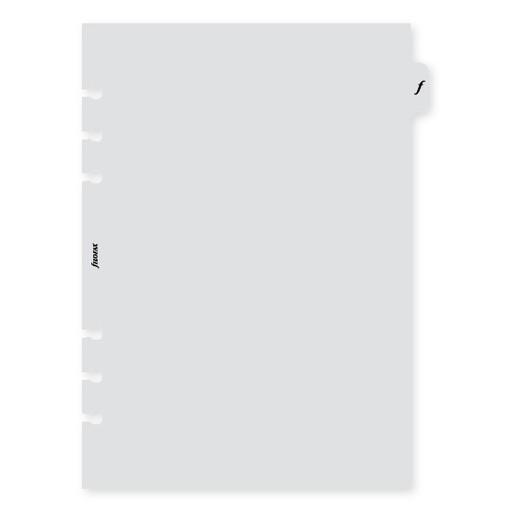 Filofax Filofax Einlage A5, Trennblatt mit Tab (2 Stk.)