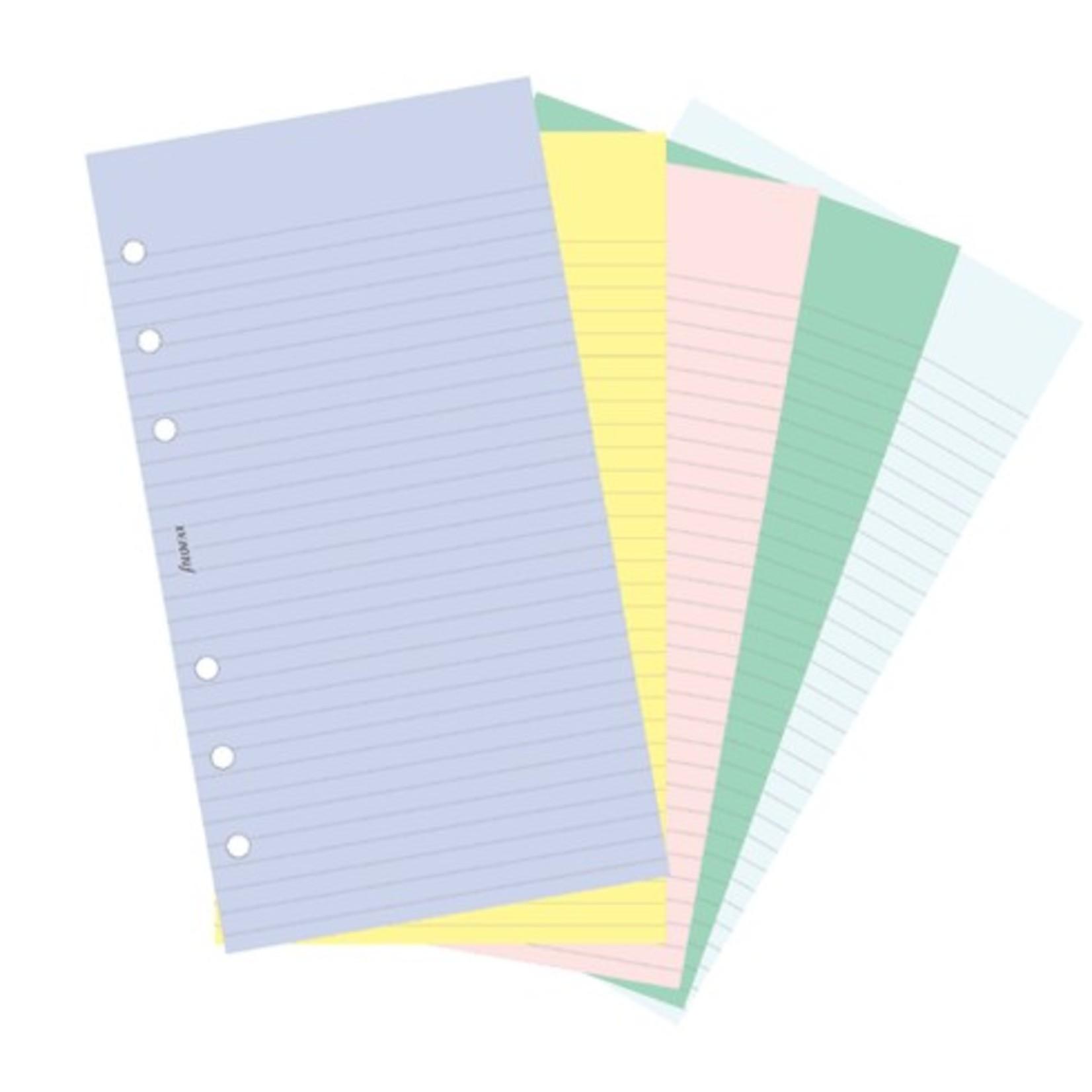 Filofax Filofax Einlage Personal, Papier blanko, 100 Bl., weiß