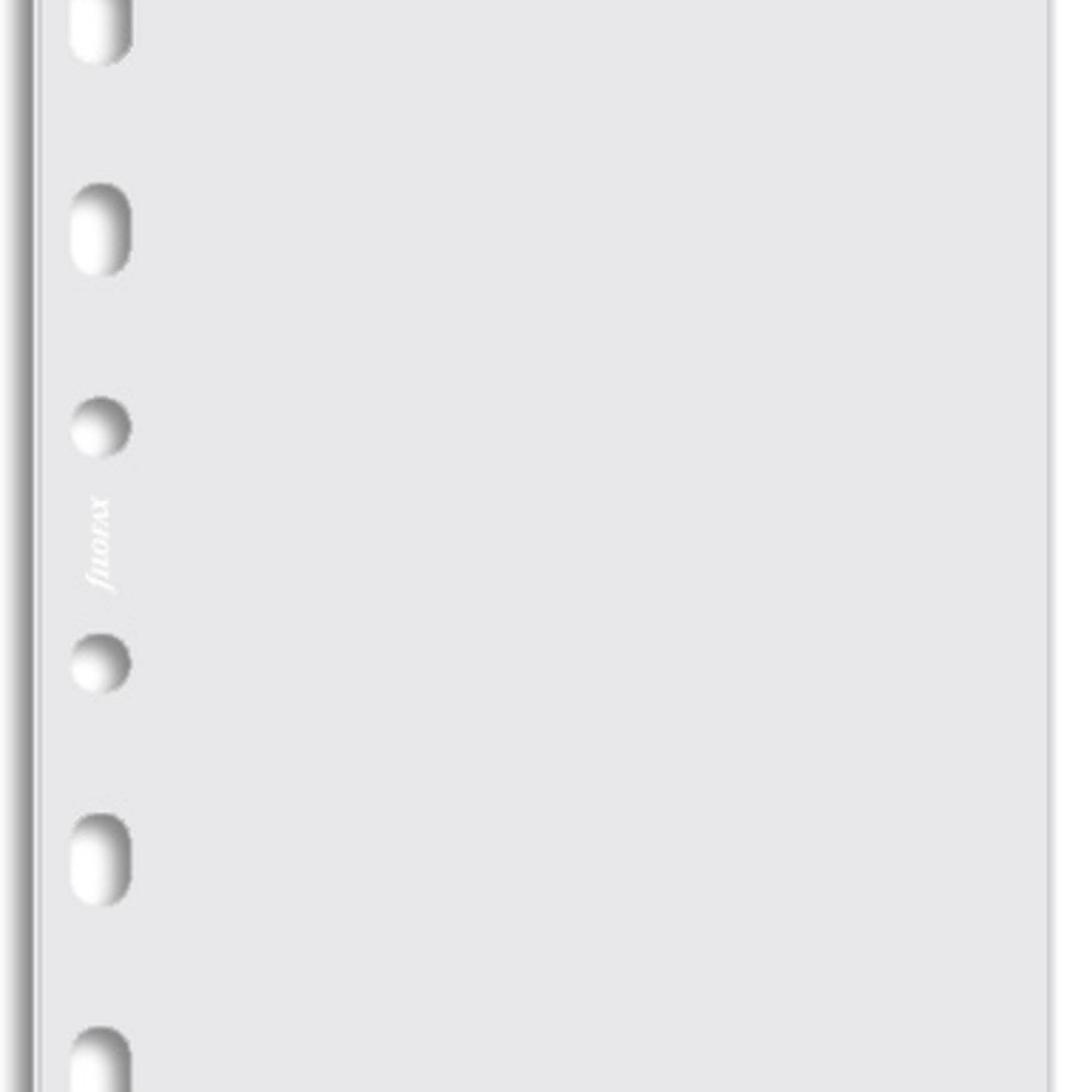 Filofax Filofax Einlage Pocket, Sichthülle oben offen