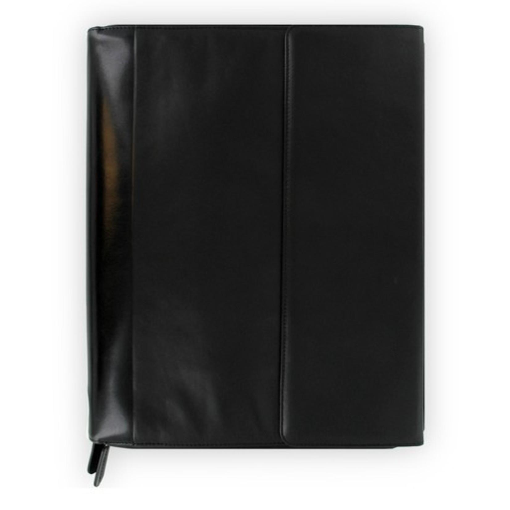 Filofax Filofax Nappa A4, Zipped Folder, black