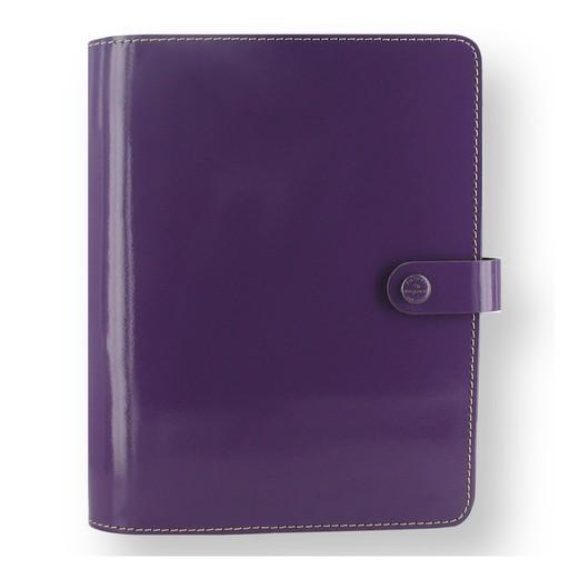 Filofax Filofax The Original A5, patent purple