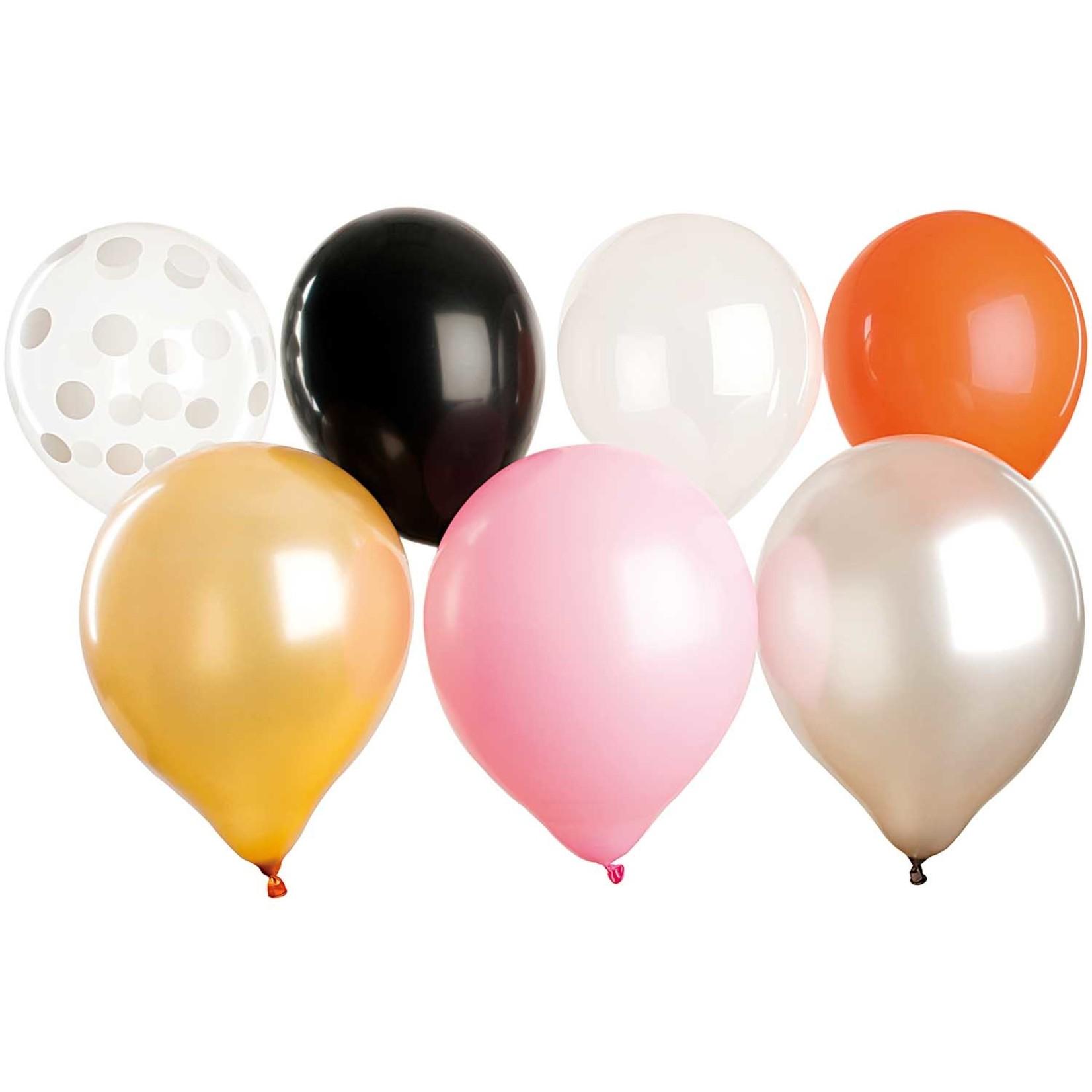 Rico Design Verschiedene Luftballone für Halloween