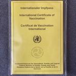 Herma Impfpasshülle