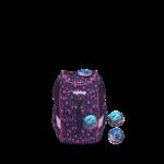 ERGOBAG ergobag mini Kinderrucksack Bermuda Viereck