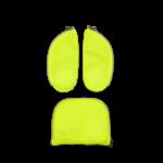 ERGOBAG ergobag fluo LED Zip-Set Gelb