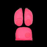 ERGOBAG LED Zip-Set Pink