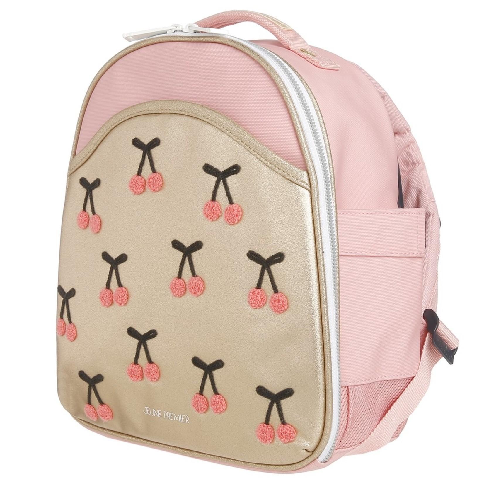 Jeune Premier Backpack Ralphie Cherry Pompon