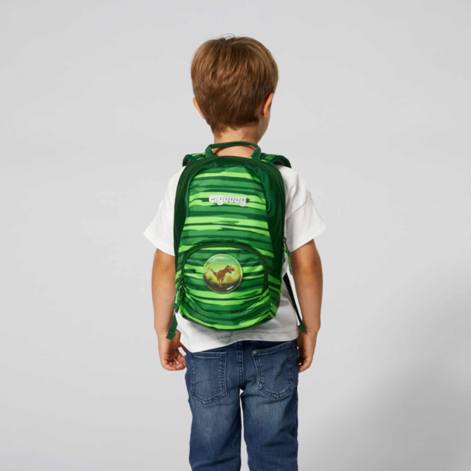 ERGOBAG ease small Kinderrucksack Bärtram