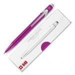 Caran d'Ache Kugelschreiber 849 Metall X violett