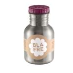 BLAFRE Edelstahl Trinkflasche 300ml - plum red