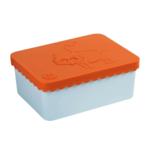 BLAFRE Brotdose Fuchs - orange / hellblau