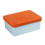 BLAFRE Lunch Box Fox  - orange / light blue