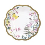 """Talking Tables TRULY FAIRY 7"""" SCALLOP PLATE P"""