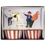 Talking Tables Pirates Bounty Cupcake Kit