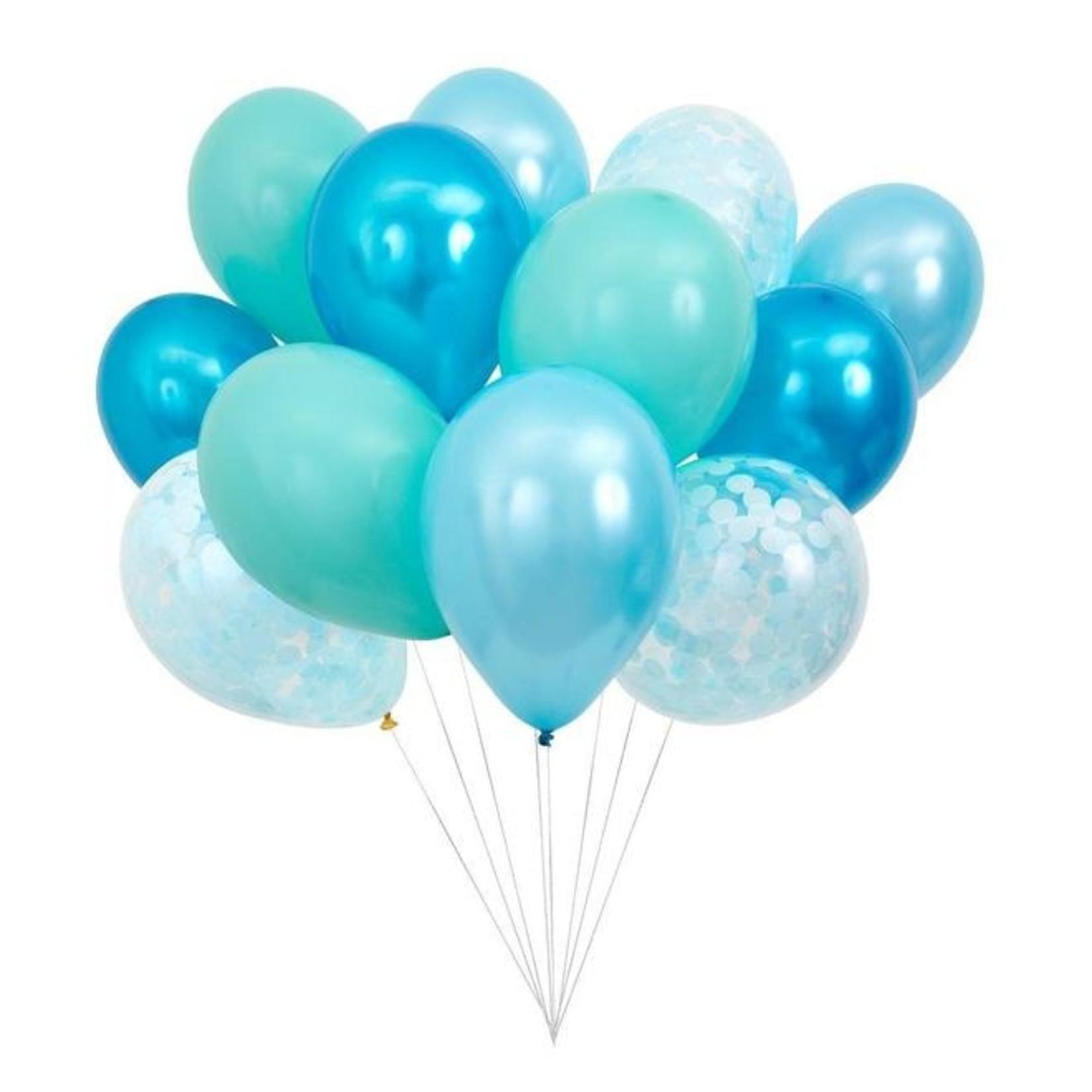 Talking Tables Beautiful Balloons Blue