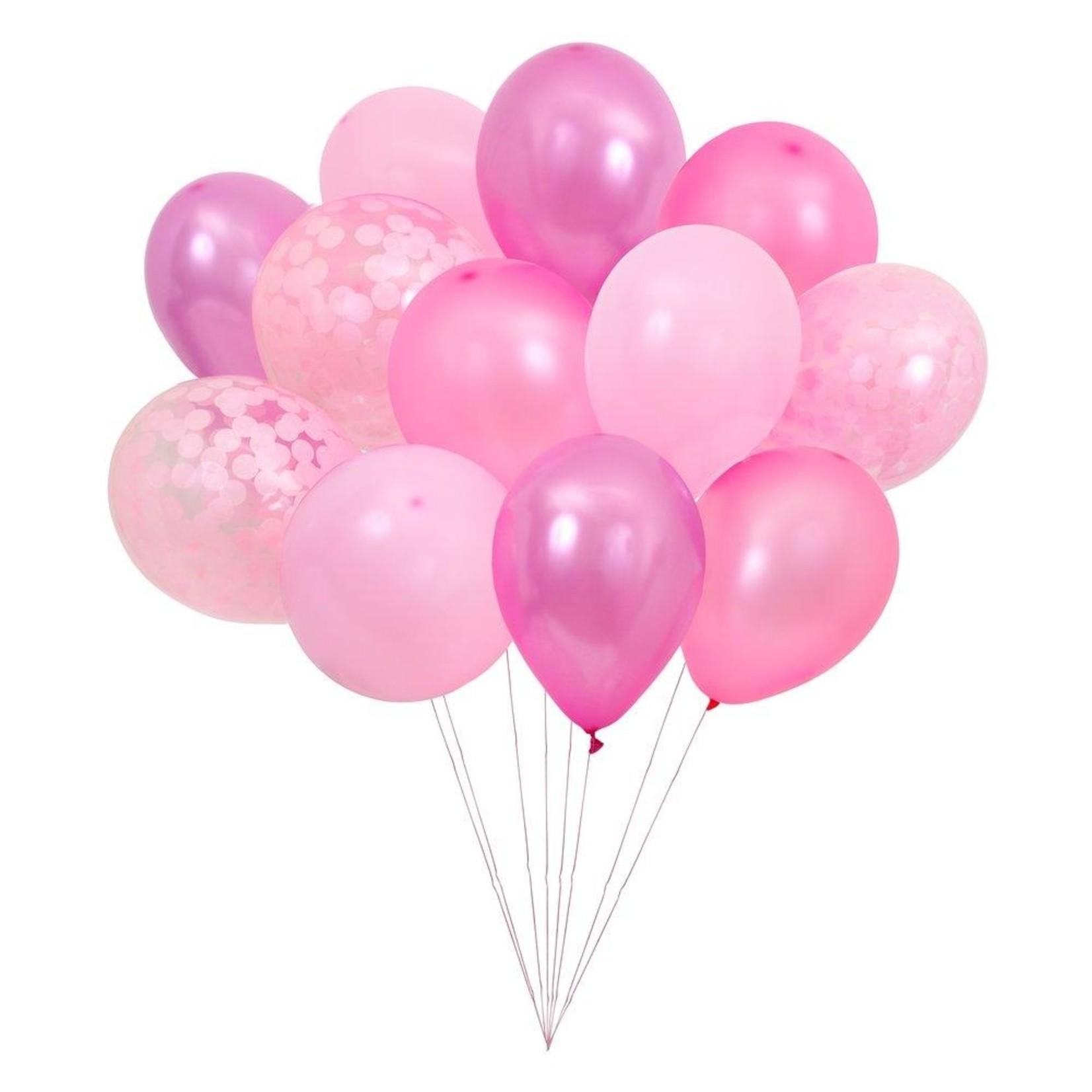 Talking Tables Beautiful Balloons Pink