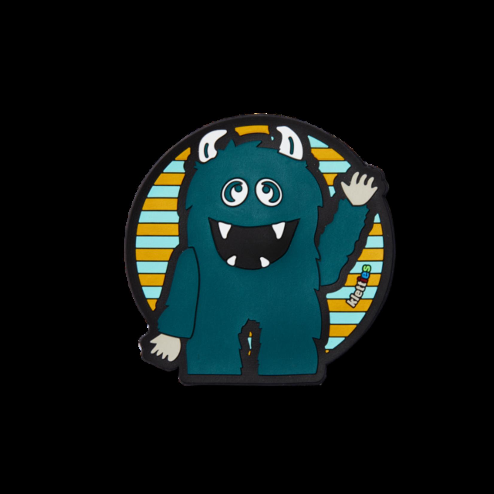 ERGOBAG 3D-Klettie Monster