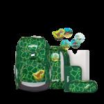 ERGOBAG pack Schulrucksack-Set BärRex