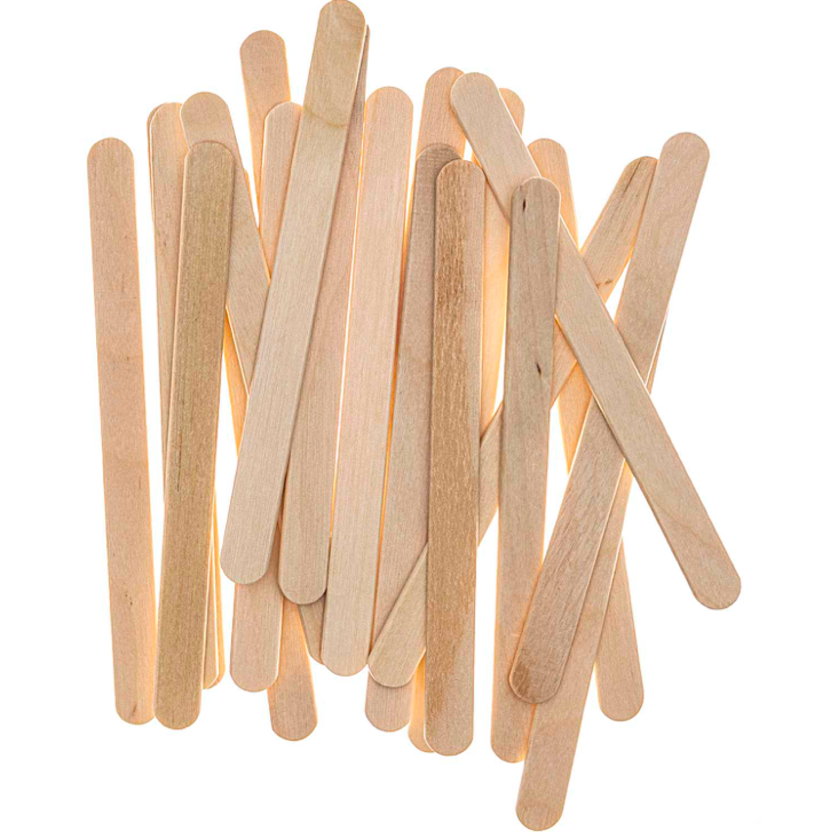 Rico Design Eisstiele Holz/Braun