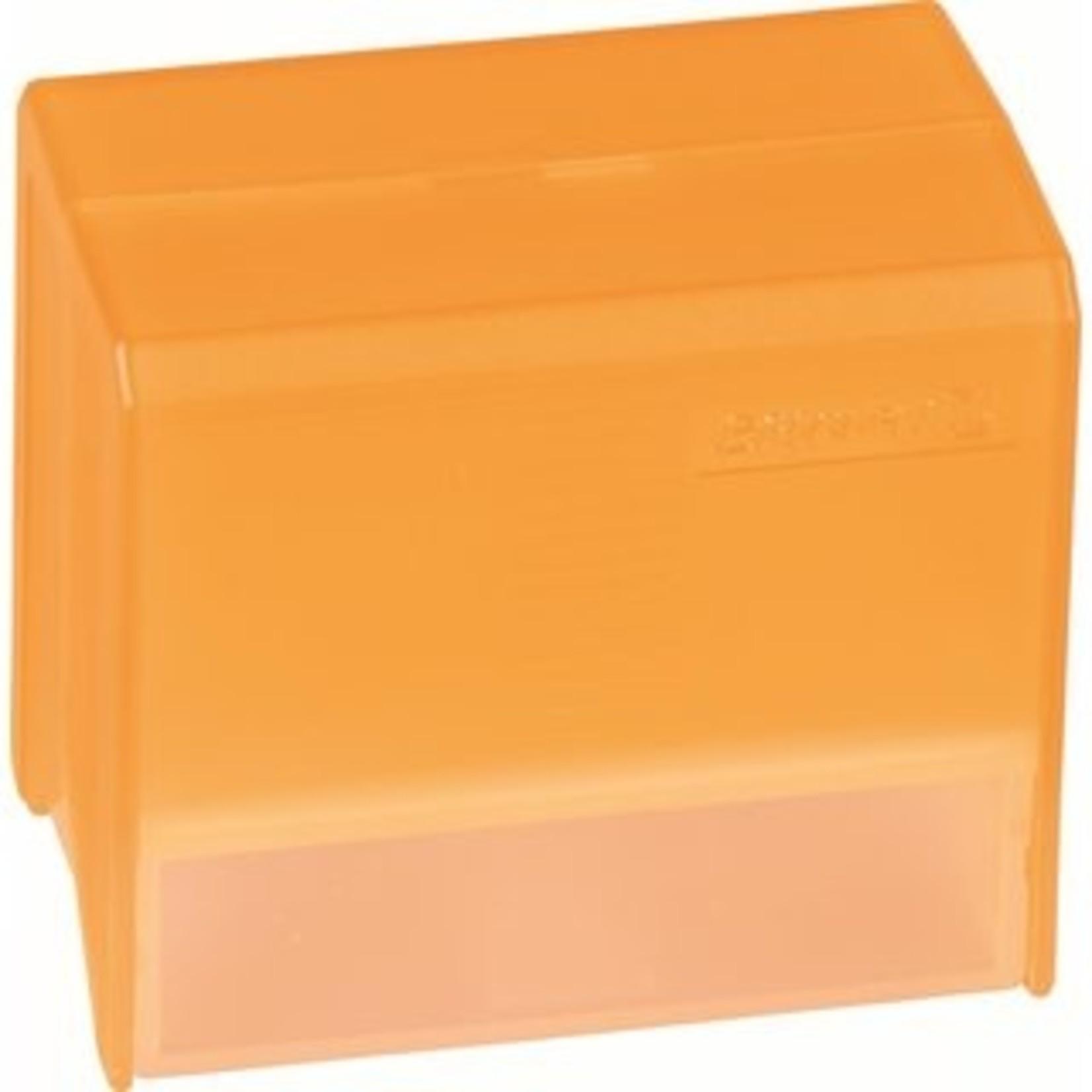 Brunnen Kartei-Box A8 orange