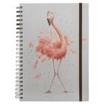 Wrendale Design Pretty In Pink A4 Spiral Bound