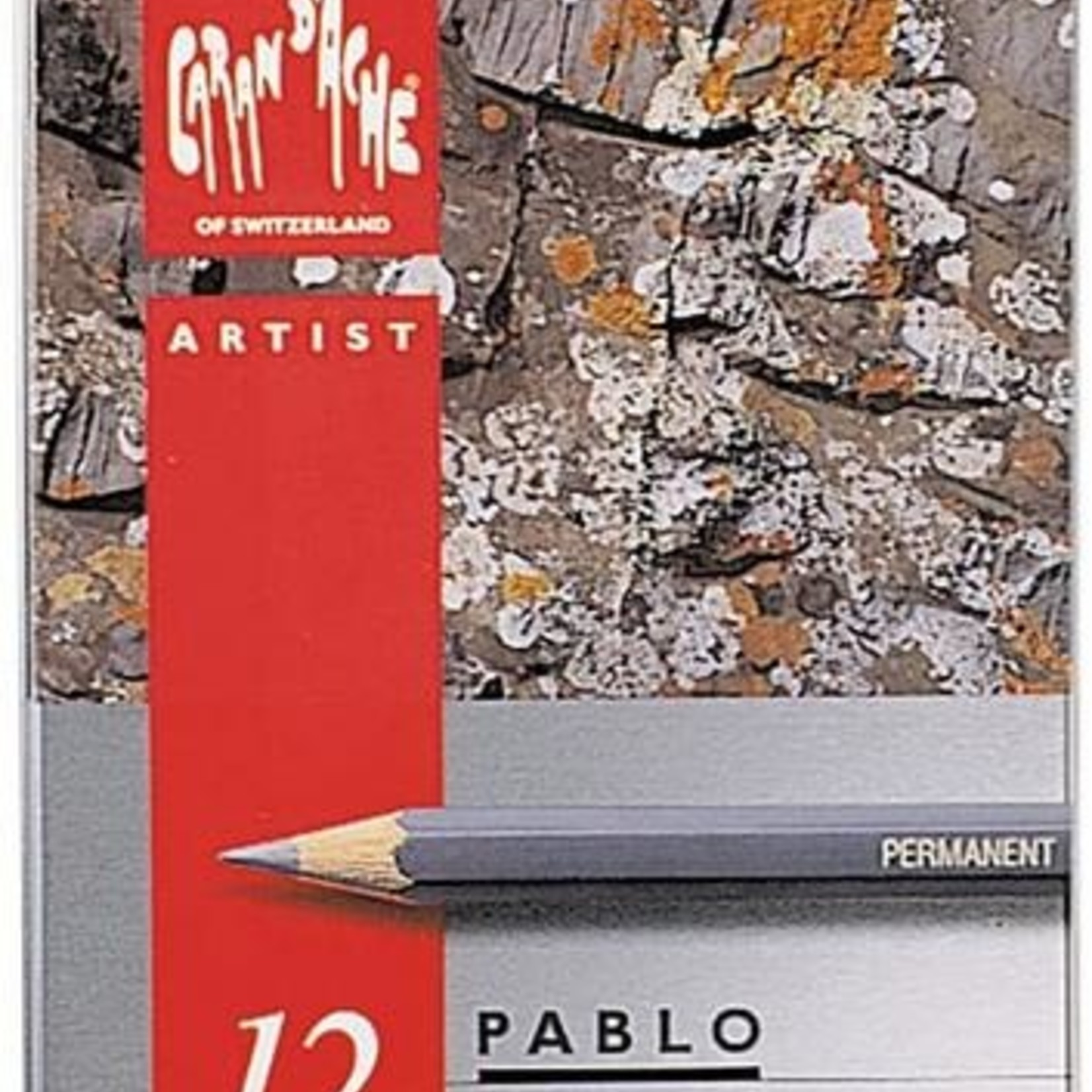 Caran d'Ache Buntstifte Artist PABLO 12er Se