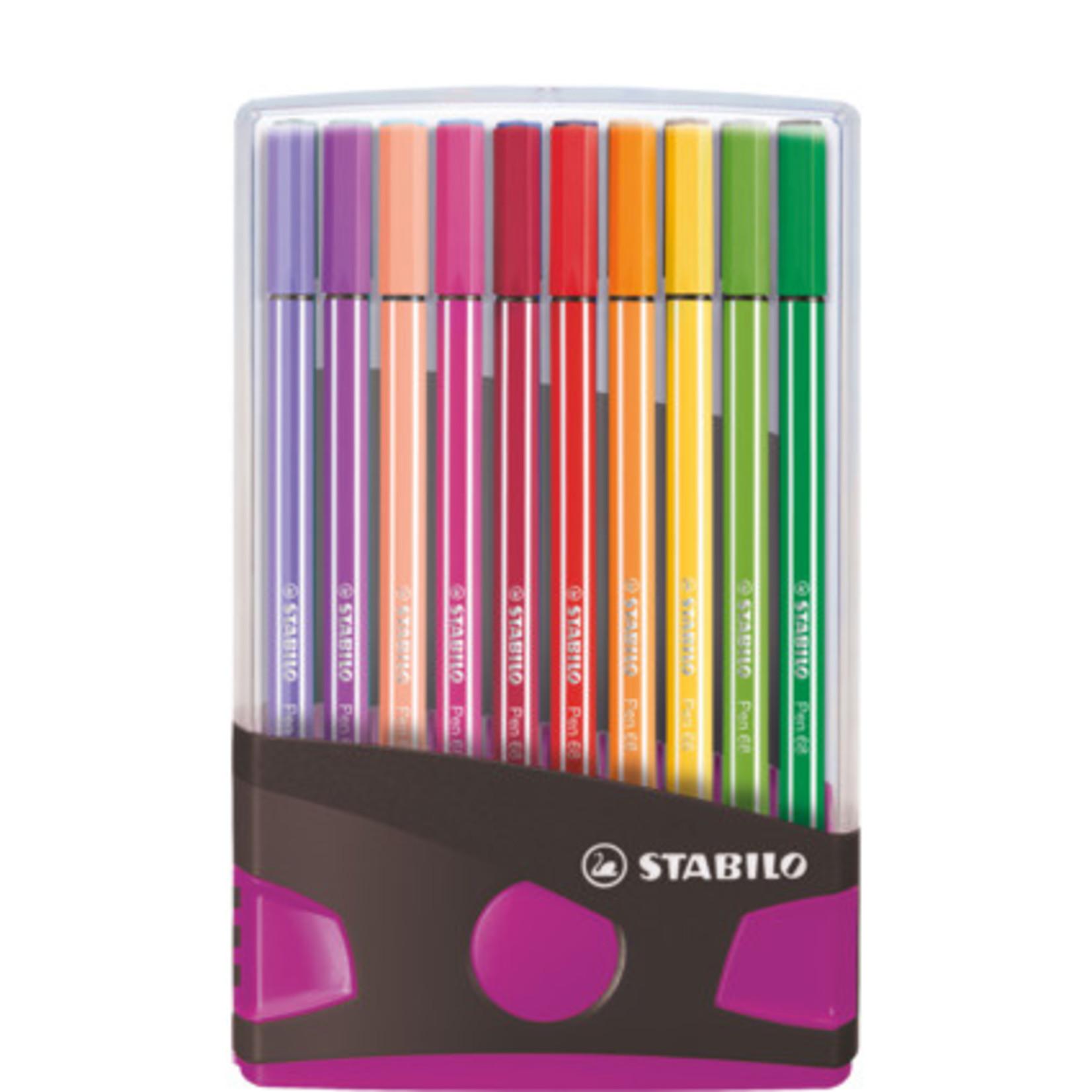 STABILO Fasermaler Pen 68