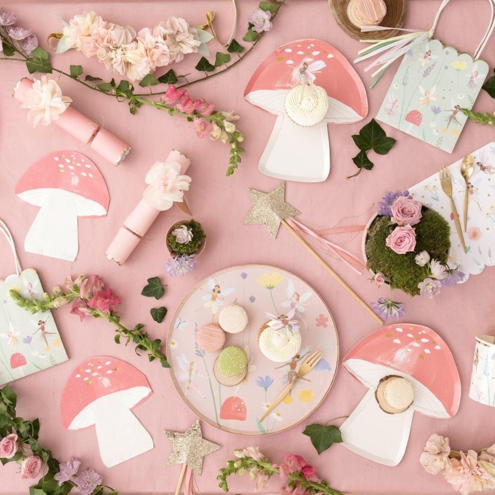 Meri Meri Fairy Toadstool Plates