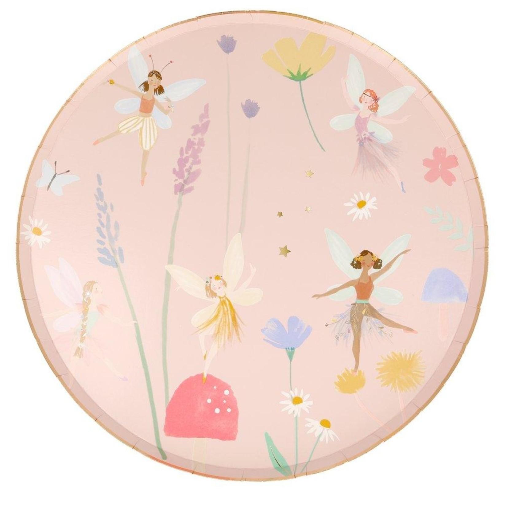 Meri Meri Fairy Dinner Plates (set of 8)