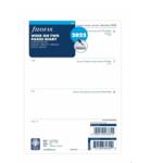 Filofax A5 1W/2S 4x4Sp.(M)2022