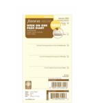 Filofax PER 1W/1S cotton cr.(M)2022