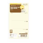 Filofax PER 1W/2S cotton cr.(D)2022