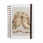Wrendale Design Birds Of A Feather Spiral Boun