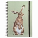 Wrendale Design The Hare And The Bee A4 Spiral
