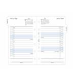 Filofax PKT 1Mo/2S tabbed (D)2022