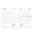 Filofax PKT 1T/1S. (D)2022